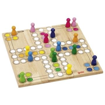 Слика на Игра - Лудо (Со променлива табла)