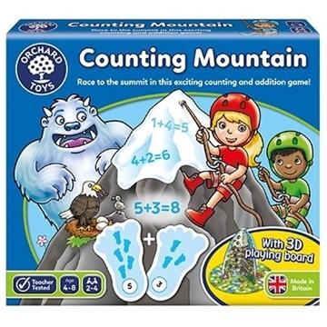 Слика на Counting Mountain