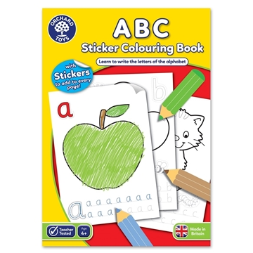 Слика на ABC Colouring Book