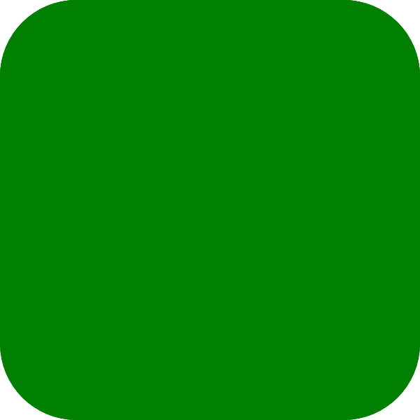 Зелена