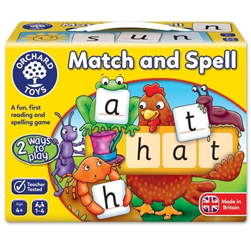 Слика на Match and Spell Game