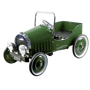 Слика на Кола со педали - Зелена (1939)