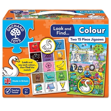 Слика на Look and Find... Colour Jigsaw
