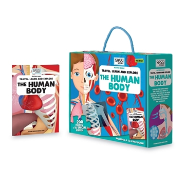 Слика на The Human Body - Travel, Learn and Explore
