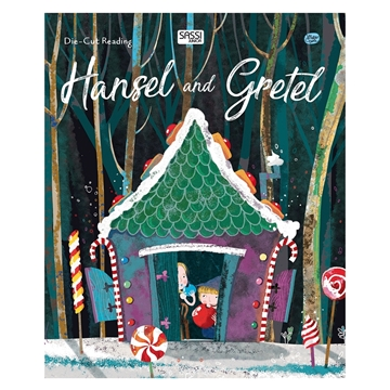 Слика на Hansel and Gretel - Die-cut Reading