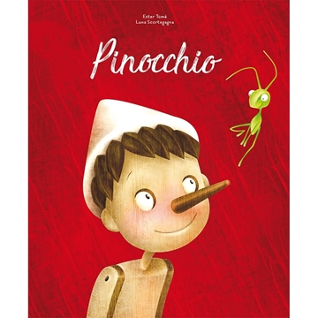 Слика на Pinocchio - Die-cut Reading