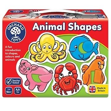 Слика на Animal Shapes Game