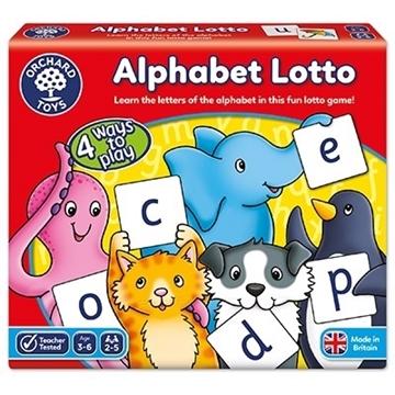 Слика на Alphabet Lotto Game