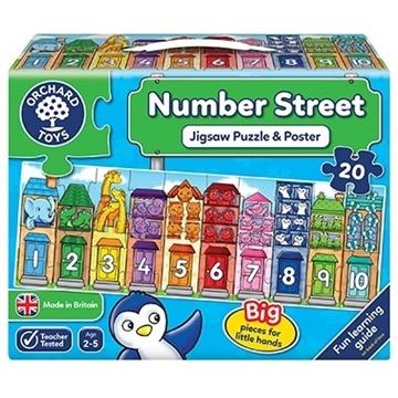 Слика на Number Street