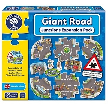 Слика на Junctions - Giant Road Expansion Pack