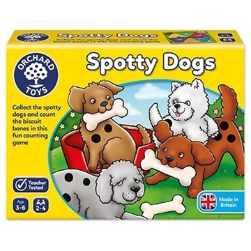 Слика на Spotty Dogs Game