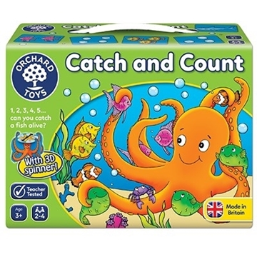 Слика на Catch and Count Game