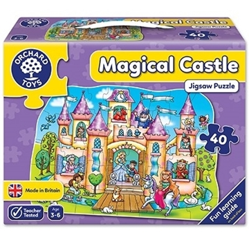 Слика на Magical Castle Jigsaw Puzzle