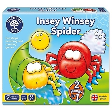 Слика на Insey Winsey Spider Game