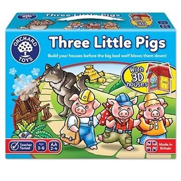 Слика на Three Little Pigs Board Game