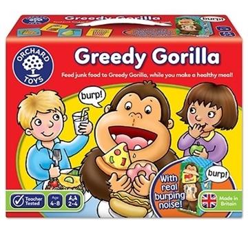 Слика на Greedy Gorilla Game