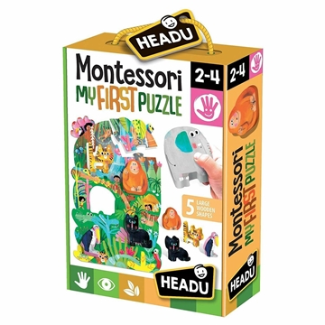 Слика на Montessori My First Puzzle - Jungle