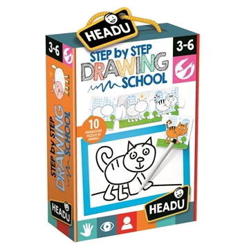 Слика на Step by Step Drawing School