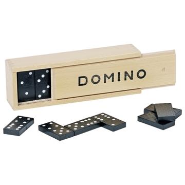 Слика на Домино во дрвена кутија