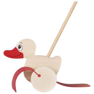 Слика на Играчка за туркање - Пајче