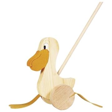 Слика на Играчка за туркање - Пеликан