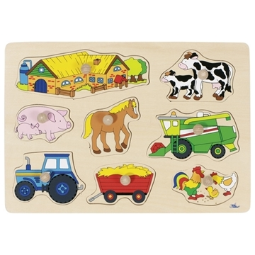 Слика на Фарма 2 - Сложувалка со дршки