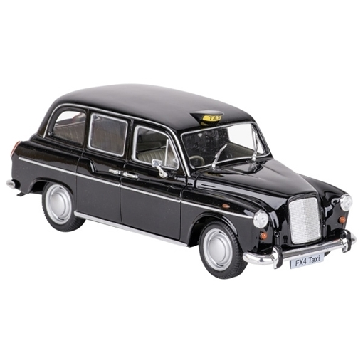 Слика на Austin FX London Taxi, die-cast, 1:24, L= 19 cm