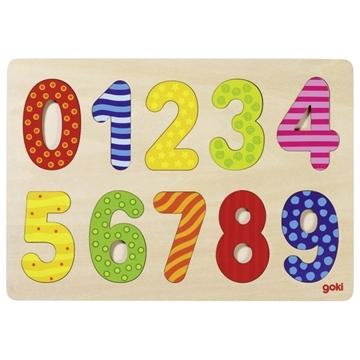 Слика на Сложувалка со бројки 0-9