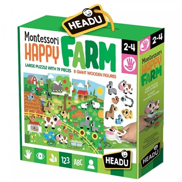 Слика на Montessori Happy Farm