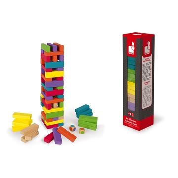 Слика на Баланс игра со дрвени блокчиња - Janod