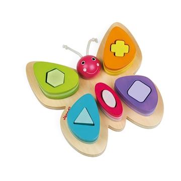 Слика на Сортирач на форми - Пеперутка