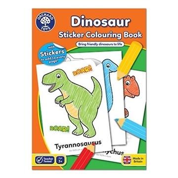 Слика на Dinosaurs Colouring Book