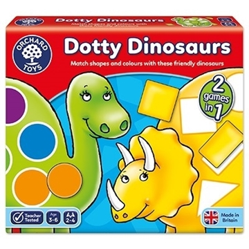 Слика на Dotty Dinosaurs Game