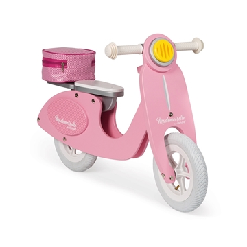 Слика на Баланс велосипед розов - Janod