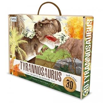 Слика на The Age of the Dinosaurs. 3D Tyrnnosaurus