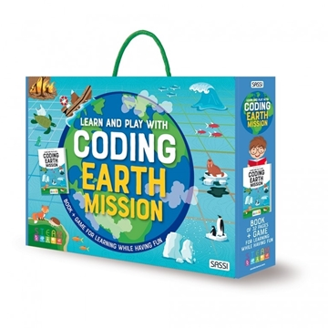 Слика на Earth Mission - Learn and Play with Coding