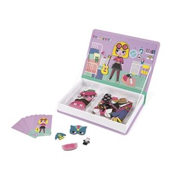 Слика на Магнетна книга - Костими за девојчиња