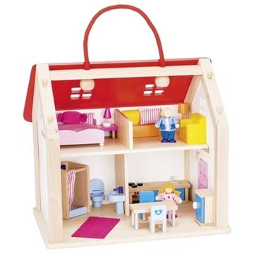 Слика на Куќичка за кукли - Со додатоци