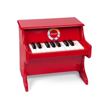 Слика на Црвено пијано - Конфети - Janod