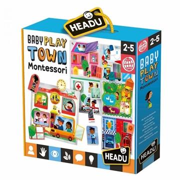 Слика на Baby Play Town Montessori