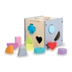 Слика на Shapes - Book + Wooden Toy