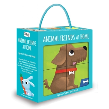 Слика на Animal Friends at Home