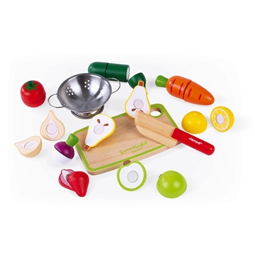 Слика на Овошје и зеленчук што се сече - Janod