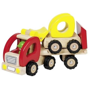Слика на Камион со булдожер - Goki