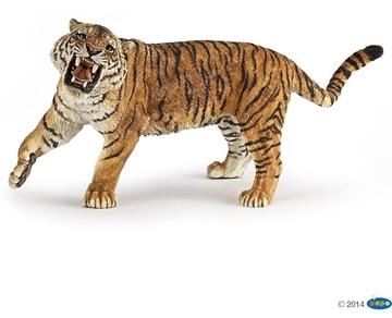 Слика на Тигар што рика