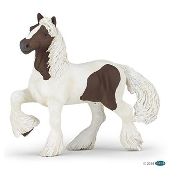 Слика на Коњ тинкер (Ирско циганско коњче)