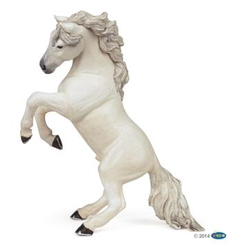 Слика на Бел коњ - подигнат