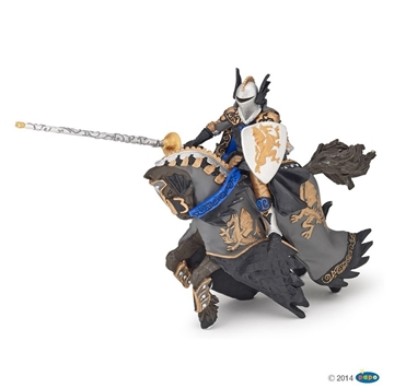 Слика на Принц на коњ - змеј