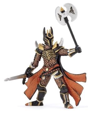Слика на Витез со тројна борбена секира