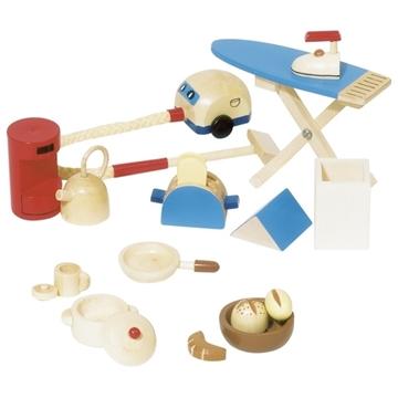 Слика на Додатоци за КУЈНА за куќичка за кукли